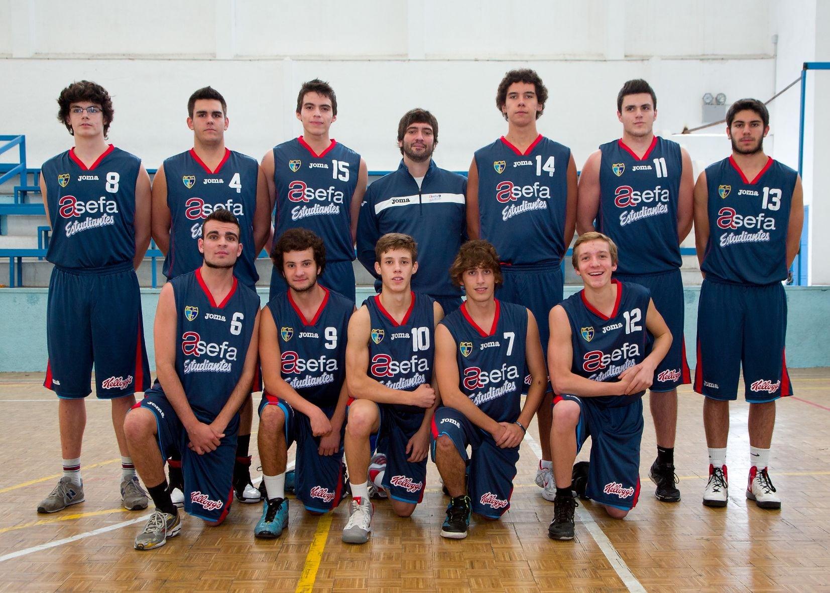 Junior C Masculino 12-13