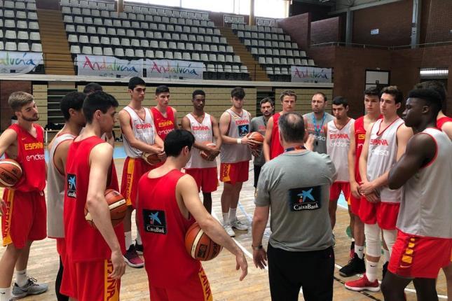 España U18 empieza a rodar