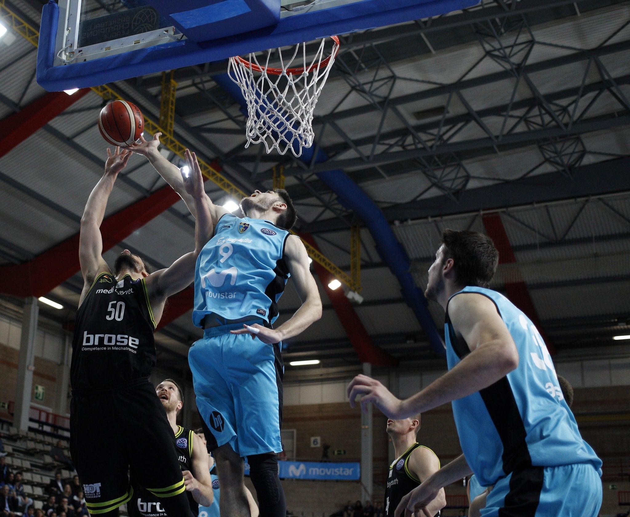 Fechas de las previas de Basketball Champions League