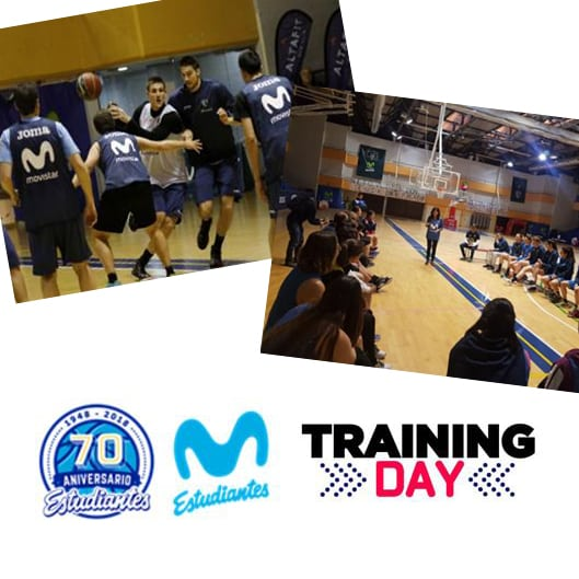 Training Day Movistar Estudiantes