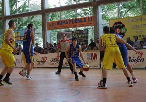 Los Júniors logran entrar al campeonato de España