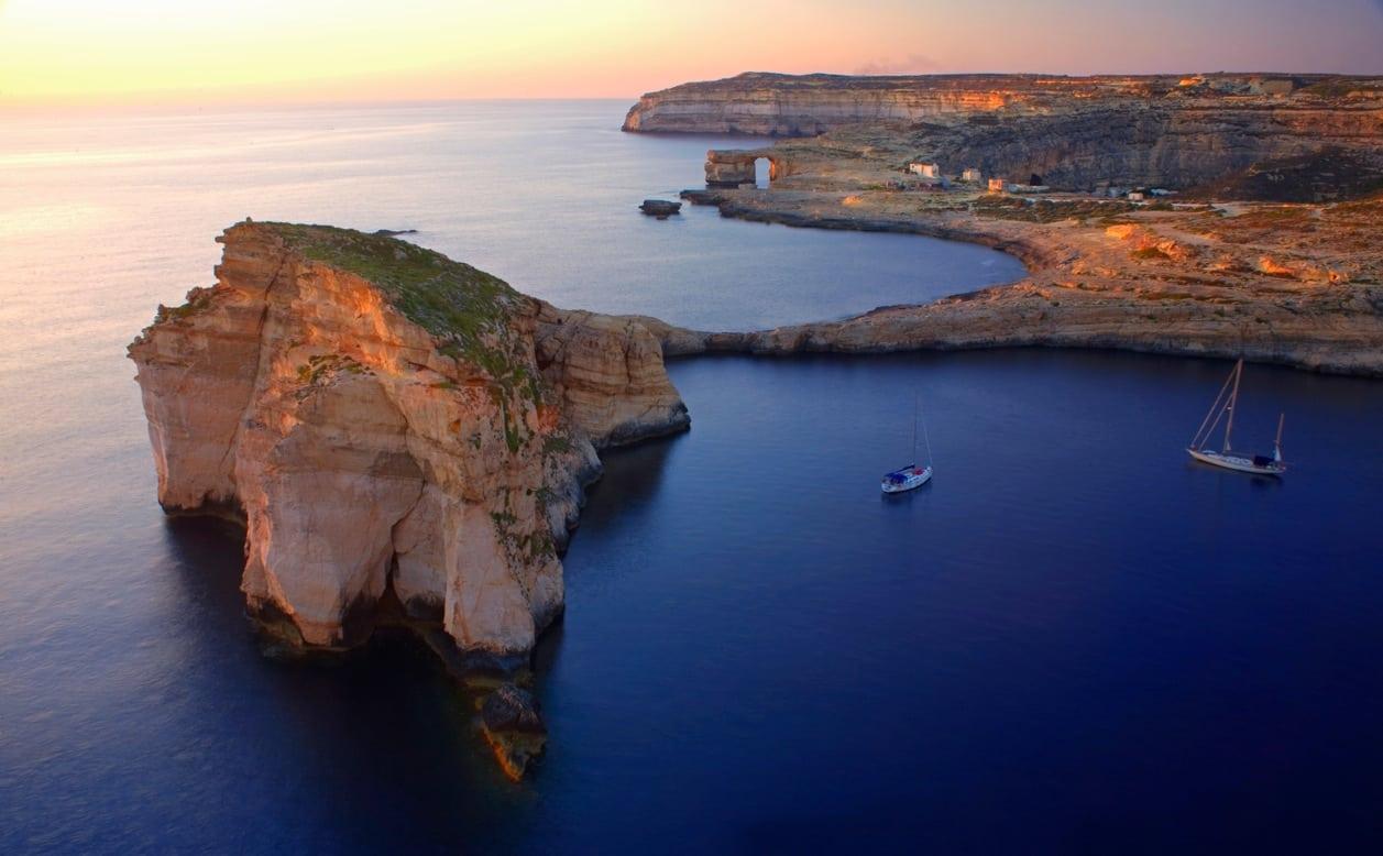 Pasaporte estudiantil para Malta