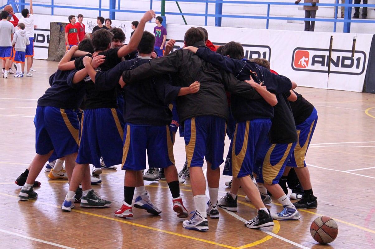 VI Final de Series Colegiales ACB. Málaga, 28 de mayo