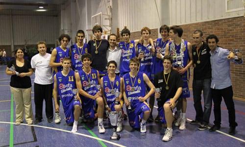 Campeonatos de España Cadetes en Zaragoza