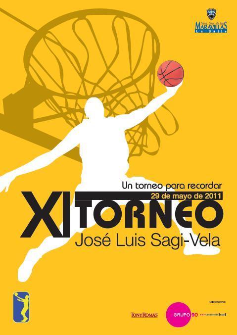 XI Torneo José Luis Sagi-Vela, este domingo