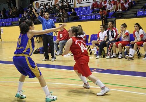 CTO ESPAÑA INFANTIL (Fem 1/4) Asefa Estudiantes cae con la cabeza alta ante La Caja Canarias (82-52)