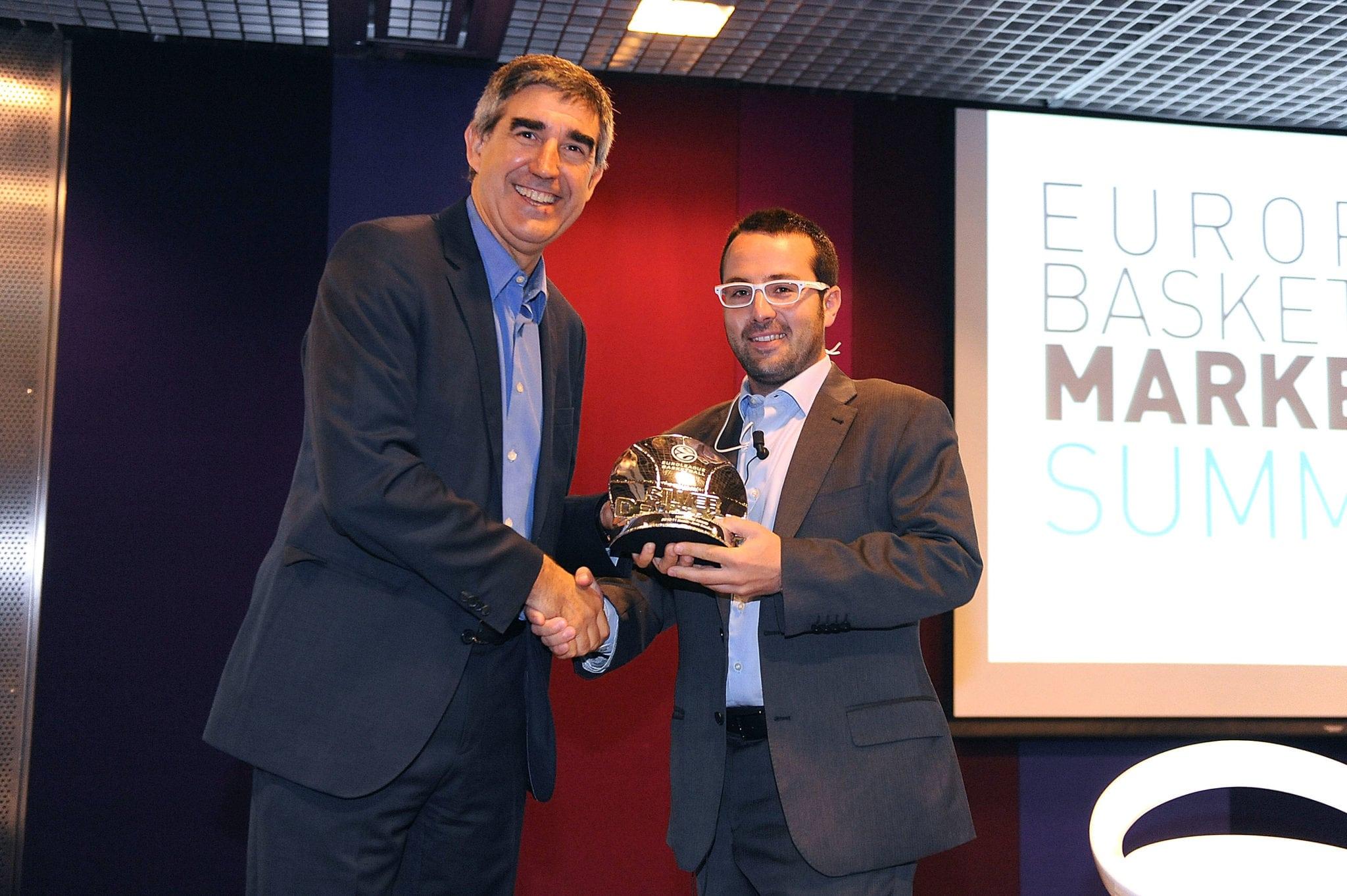 El marketing de Asefa Estudiantes premiado por Euroliga