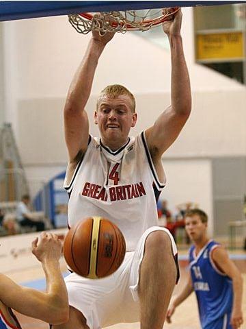 Daniel Clark prepara el Eurobasket con Gran Bretaña