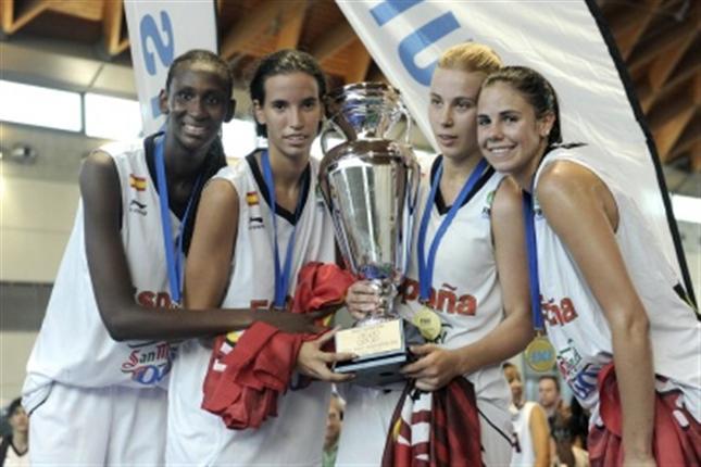 Sarah Rodríguez se cuelga el oro en el Campeonato del Mundo 3×3