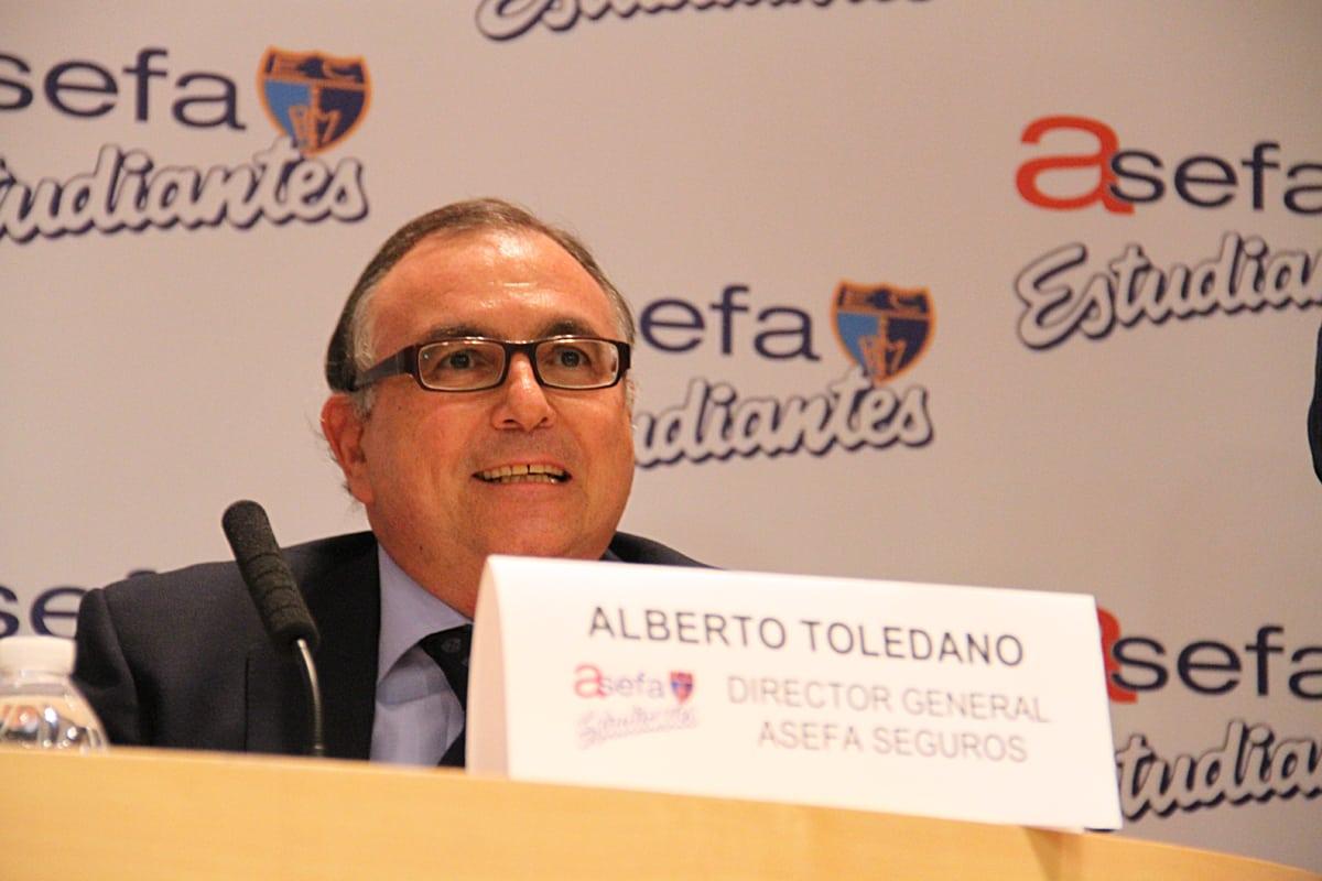 """Toledano: """"Creo que jugaremos copa y playoffs"""""""