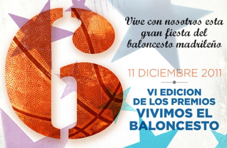 """Los VI Premios """"Vivimos el Baloncesto"""", de color estudiantil"""