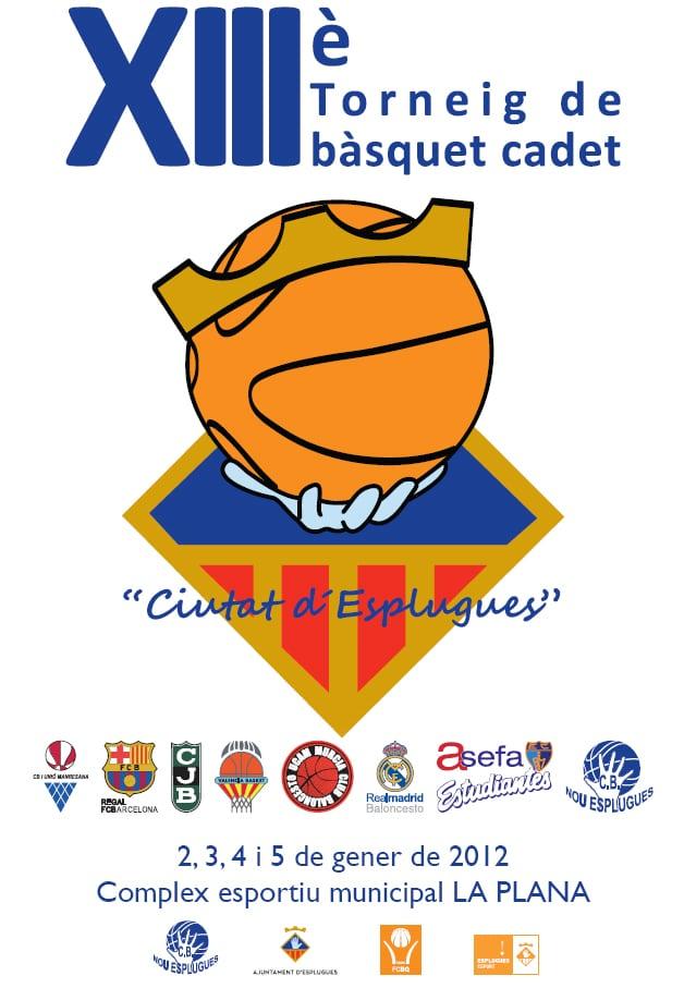 Primeros torneos para la cantera en 2012, en Cataluña
