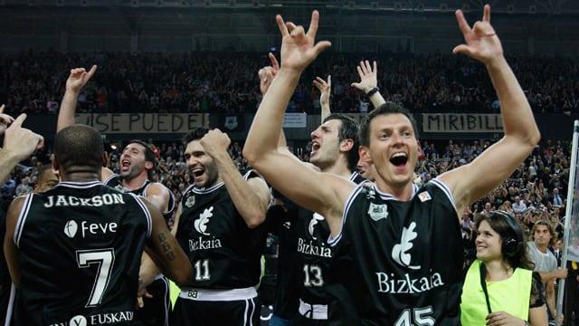Vistazo al rival: Gescrap Bizkaia, sigue el sueño europeo sin descuidar la liga