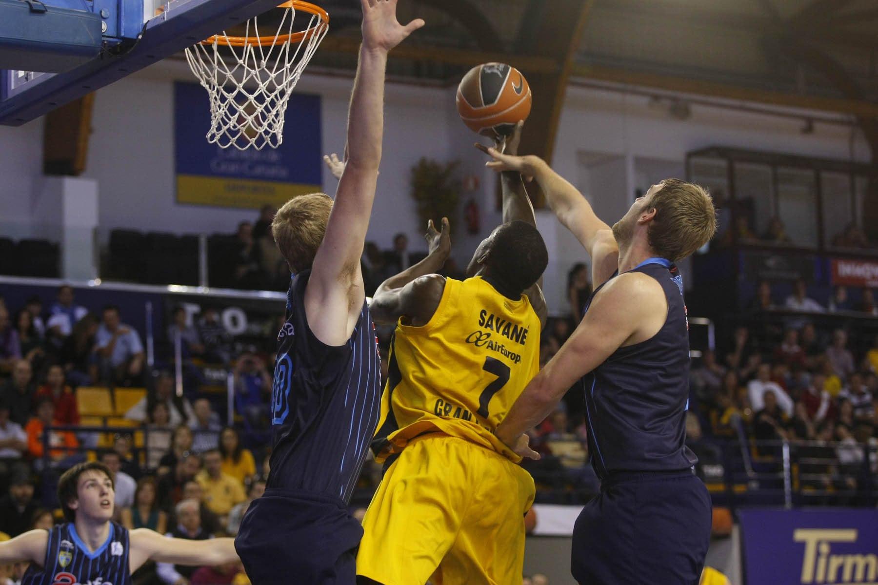 Vistazo al rival: Gran Canaria 2014, aprendiendo a sufrir
