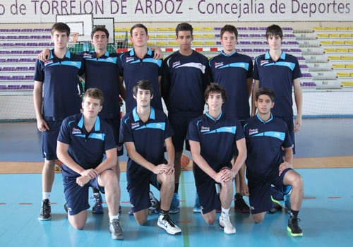 Fase Final Campeonato de Madrid Júnior Masculino