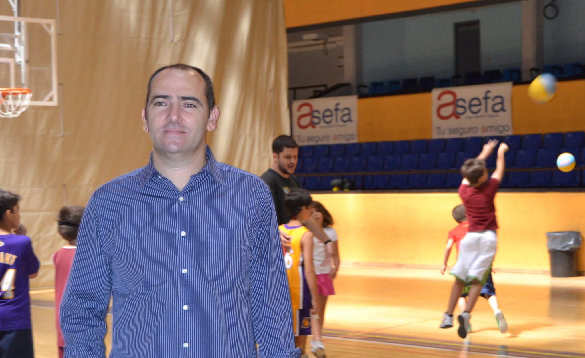 Himar Ojeda, nuevo director deportivo