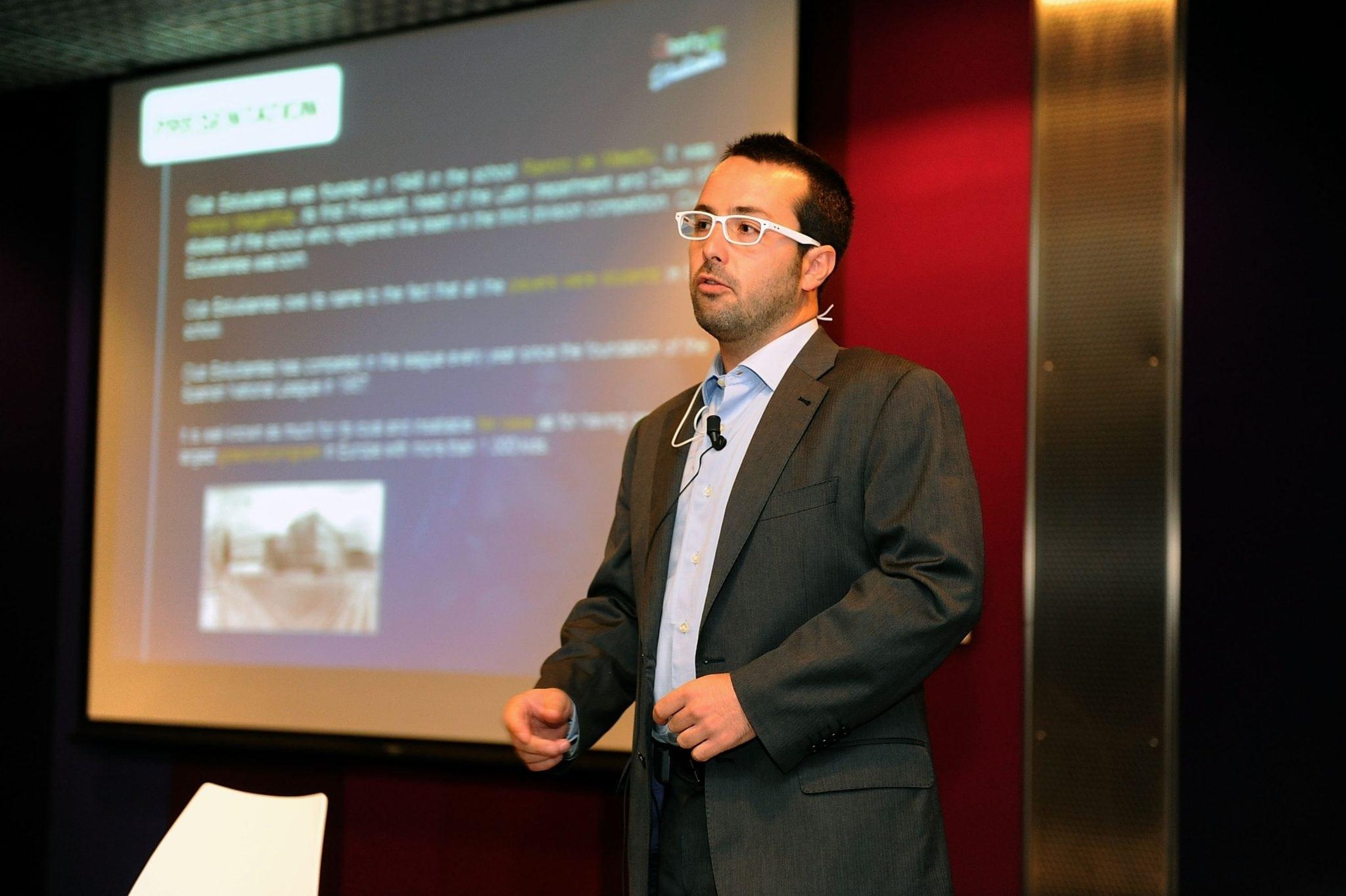 Juan Useros, Director de Marketing, inicia una nueva etapa profesional