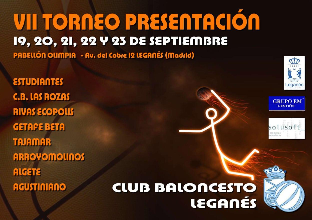 LF2: Próxima cita, el torneo del CB Leganés