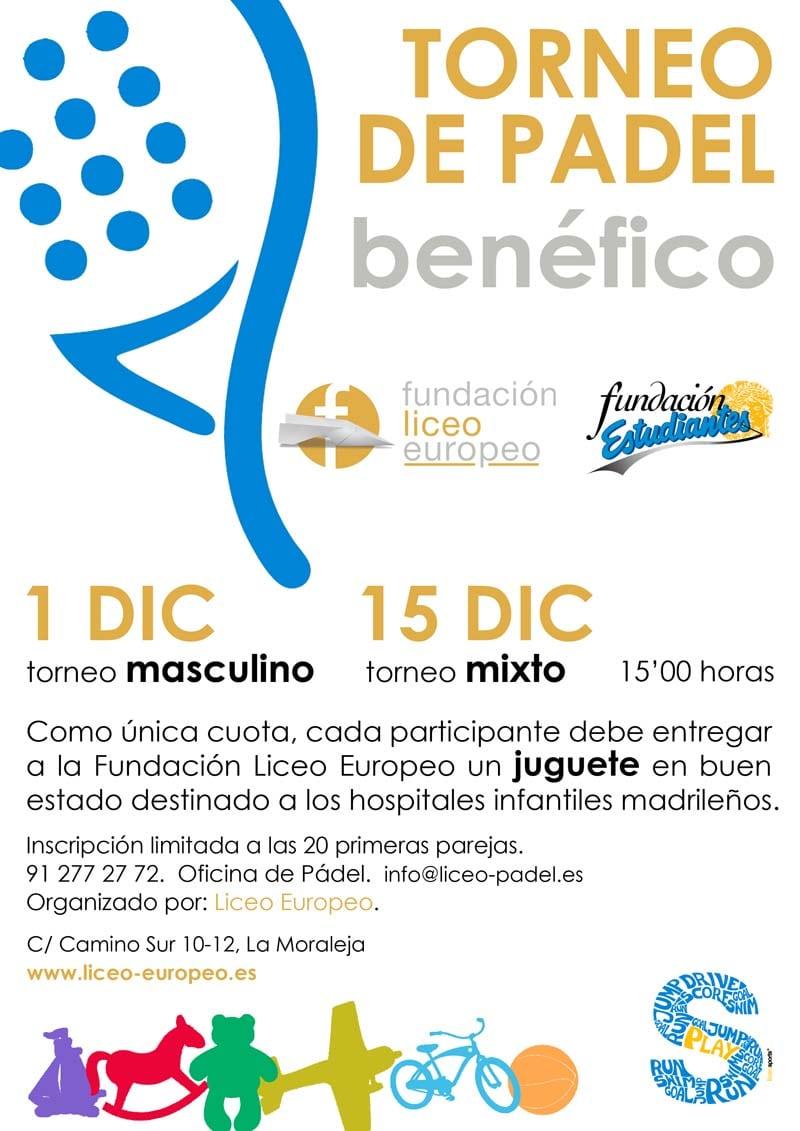 La Fundación Liceo Europeo y la Fundación Estudiantes llevarán juguetes y alegría a los hospitales madrileños