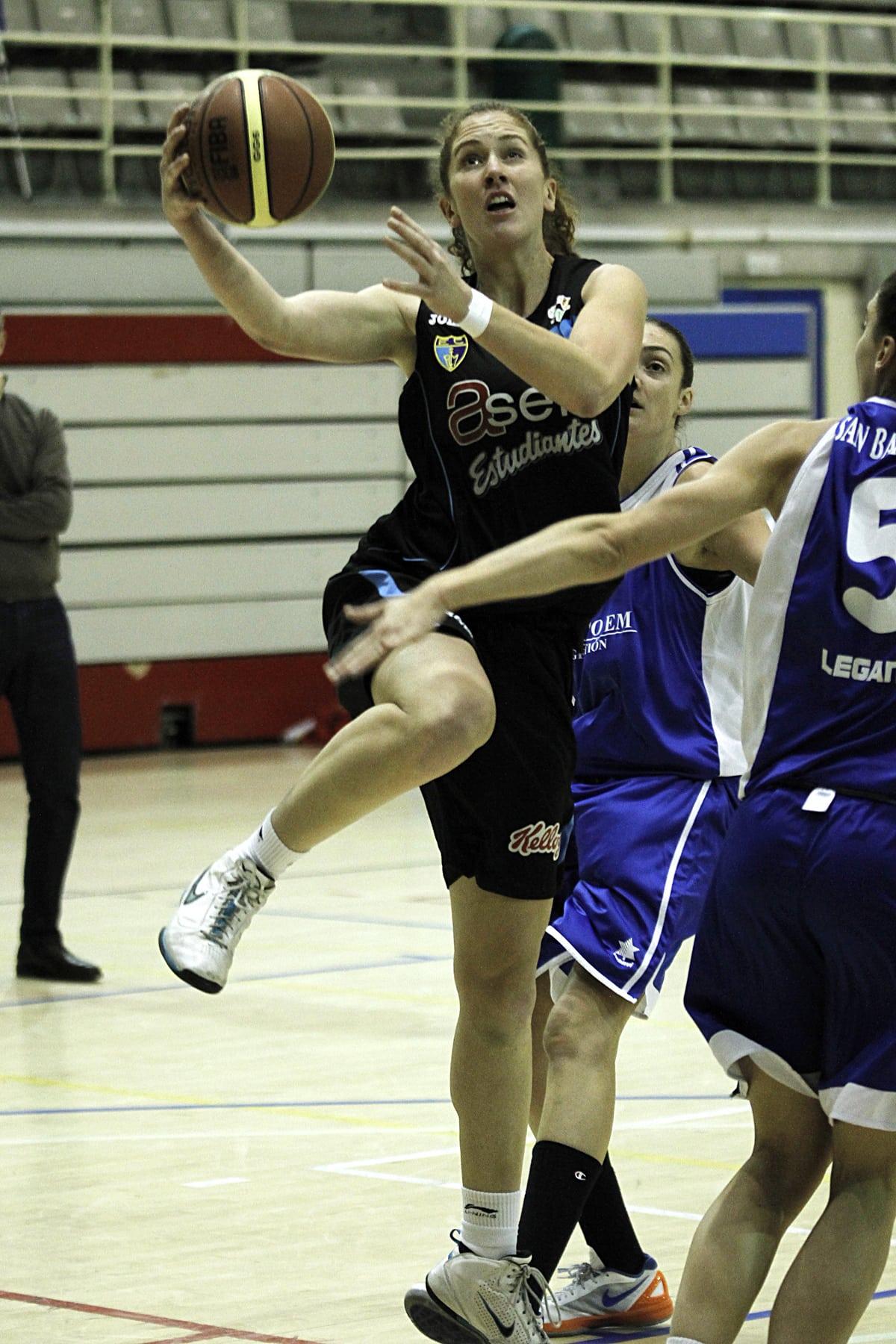LF2: El primer derbi de la semana se quedó en Leganés (62-60)