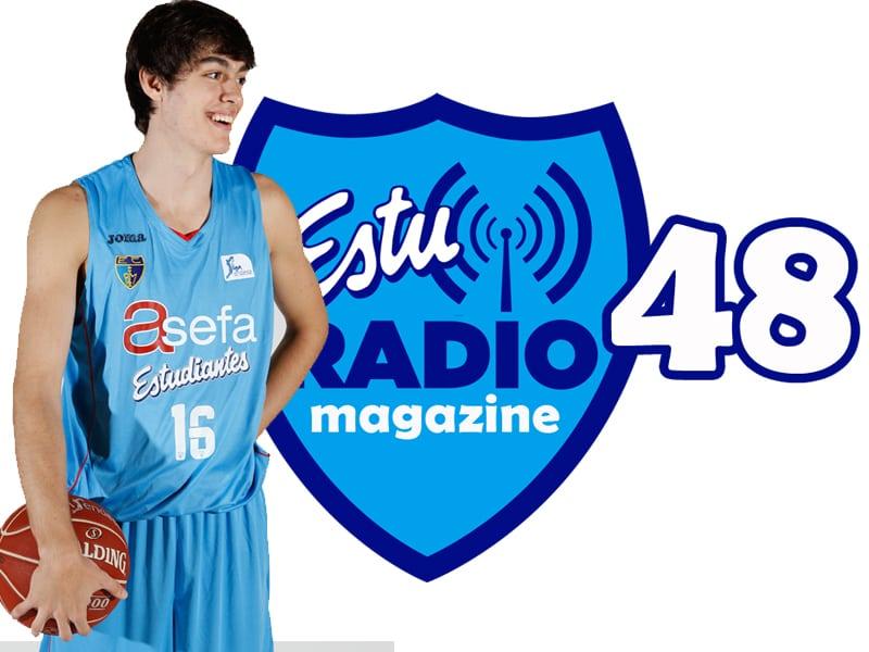 Ya puedes escuchar el magazine con Edgar Vicedo, el club de fans de English y jugadores de la residencia