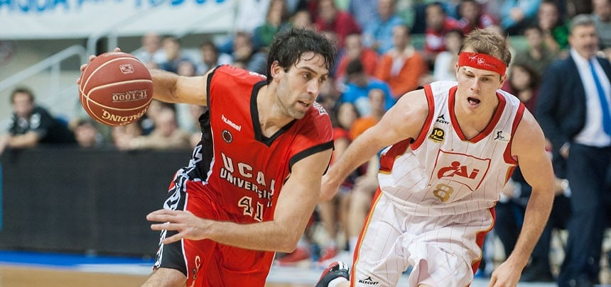Vistazo al rival: UCAM Murcia, poder novato