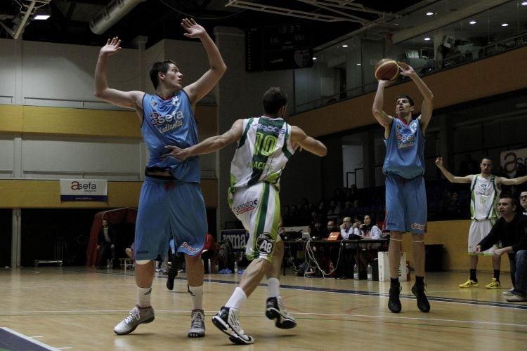 Horarios: un domingo muy intenso. Derbi EBA, F4´s Junior, playoffs cadetes, ACB…