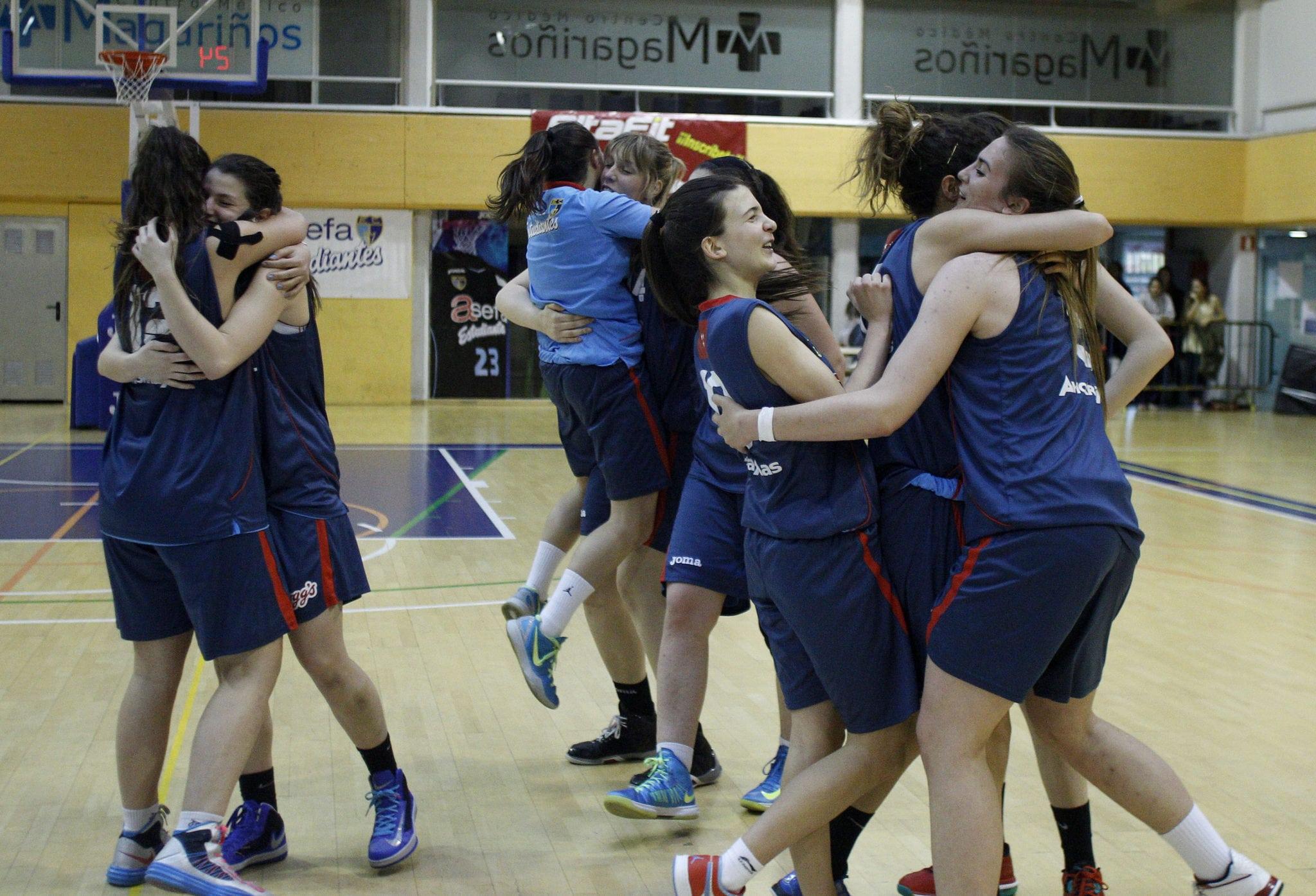 Cantera: subcampeonatos juniors, cadetes en plenos playoffs, luchas por la clasificación, finales de liga… y más