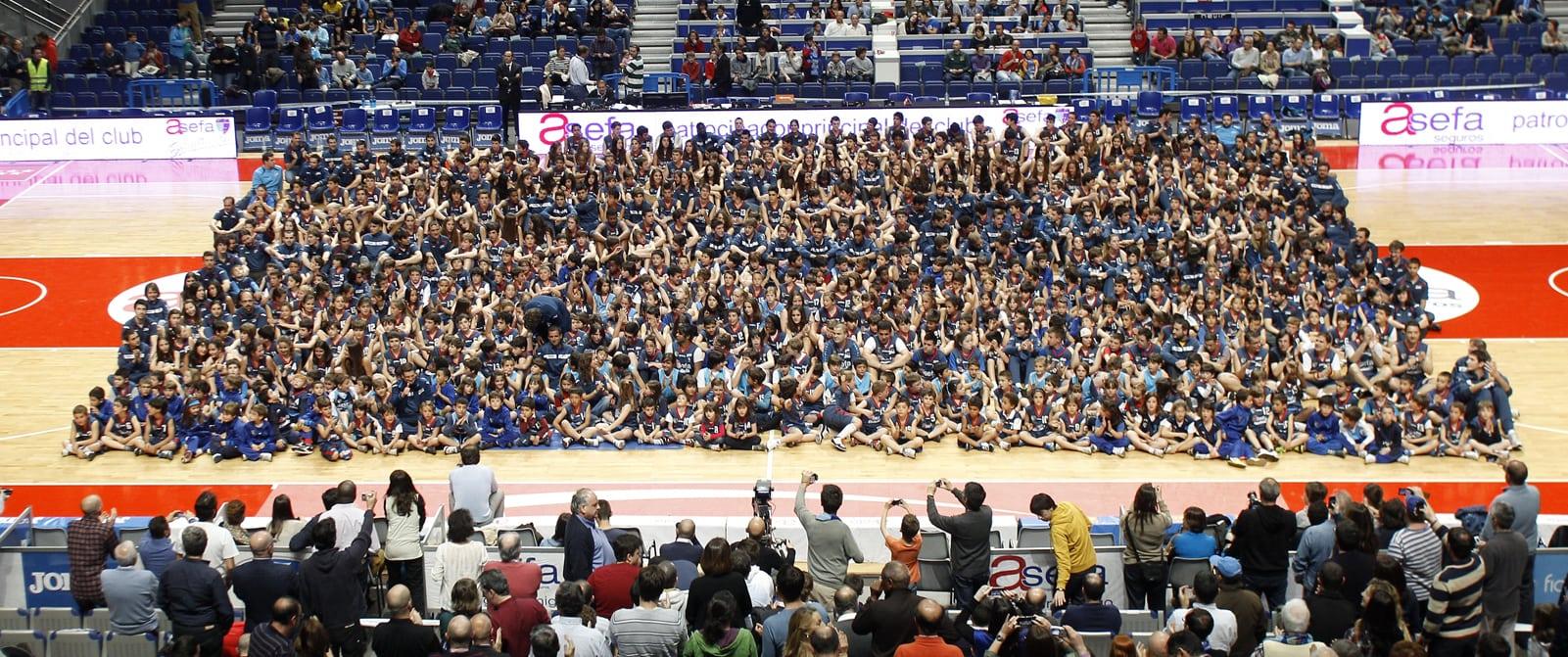 Preguntas frecuentes sobre la sede de Las Tablas de la Escuela de Baloncesto del Club Estudiantes