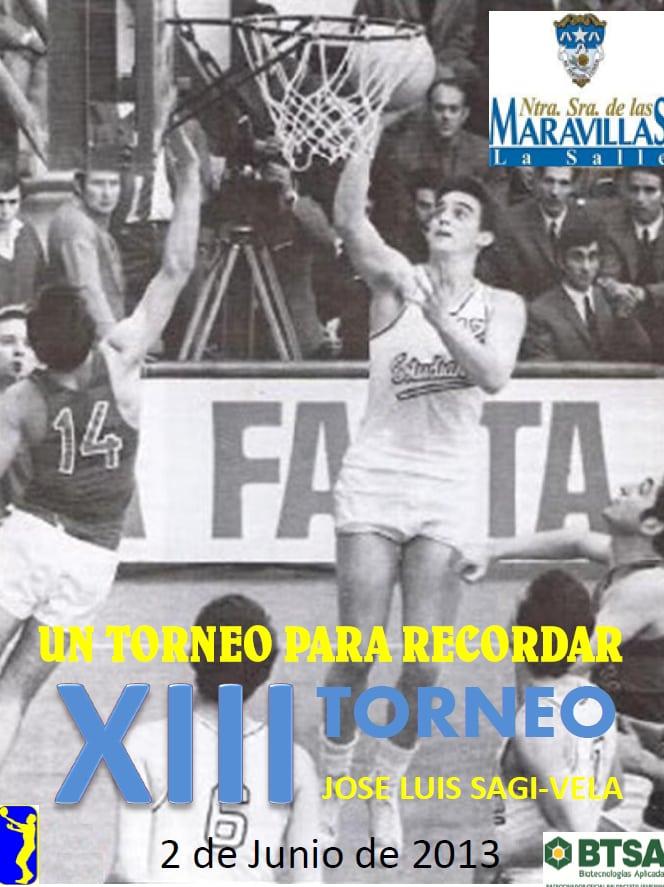 XIII Torneo Jose Luis Sagi-Vela , este domingo en Maravillas