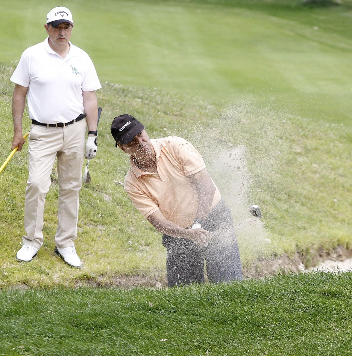VI Torneo de Golf Tourline Express Tetuán en el Real Club de Golf La Herreria