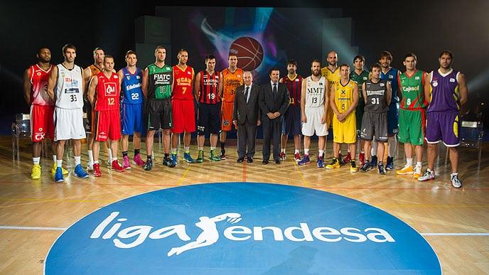 Las estrellas de la Liga Endesa abren el telón de la temporada 2013-14 en el Magariños