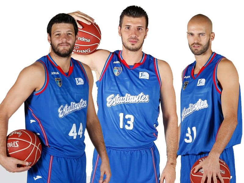 Este miércoles 11:45h en Magariños, presentación oficial de Banic, Ivanov y Miso con la camiseta Joma, ¡abierta al público!