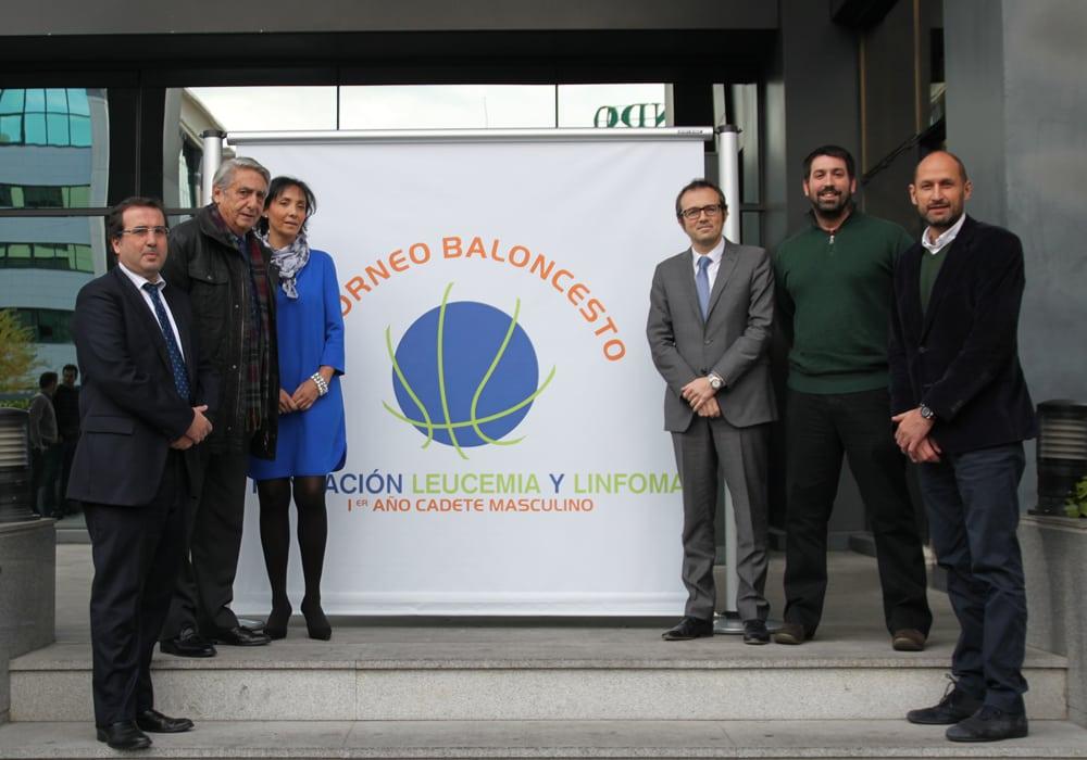 Tuenti Móvil Estudiantes en el IV Torneo de Baloncesto Fundación Leucemia y Linfoma