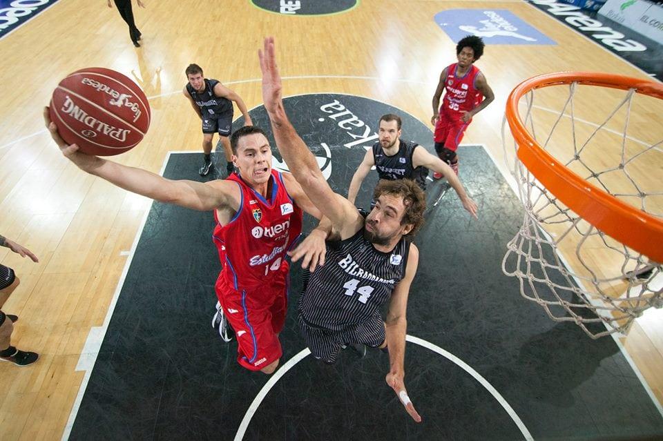 Vistazo al rival, Bilbao Basket: los hombres de negro son la bestia negra colegial