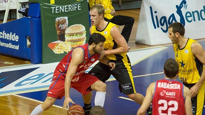 La segunda consecutiva llegó tras dos prórrogas (94-96)