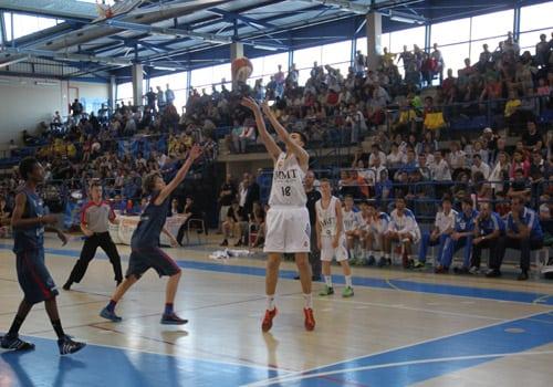 Subcampeones de Madrid en Infantil Masculino y al campeonato de España