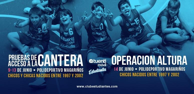 Pruebas de cantera y Operación Altura 2014