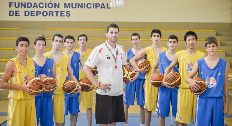 El entrenador Javier Zamora encabeza el nuevo proyecto del filial en Liga EBA