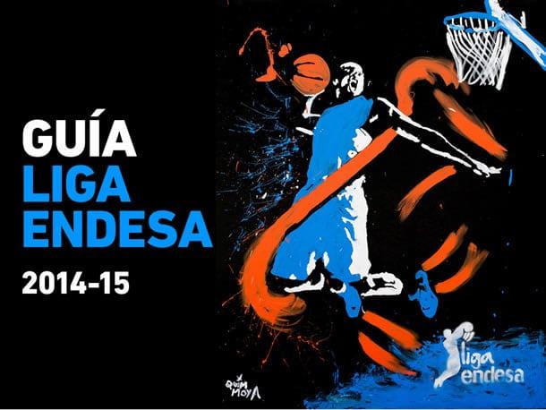 Guía Oficial Liga Endesa 2014-15, ya en formato digital