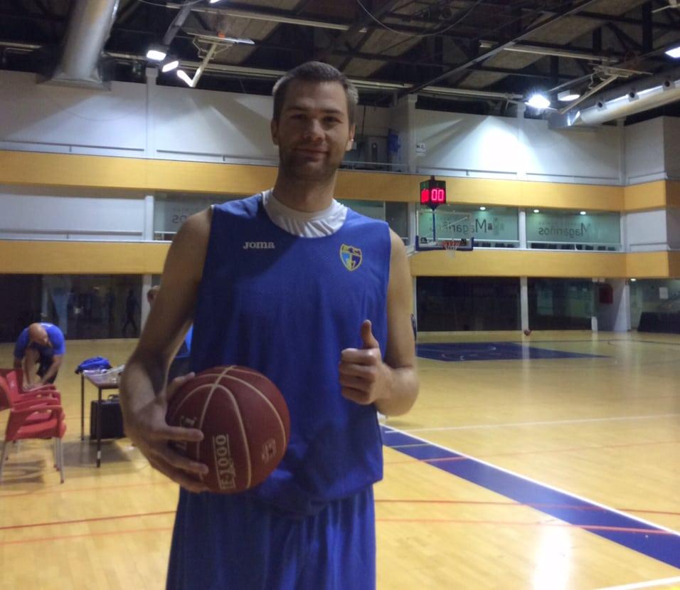 Uros Slokar regresa a Tuenti Móvil Estudiantes para sustituir temporalmente a Stefan Bircevic