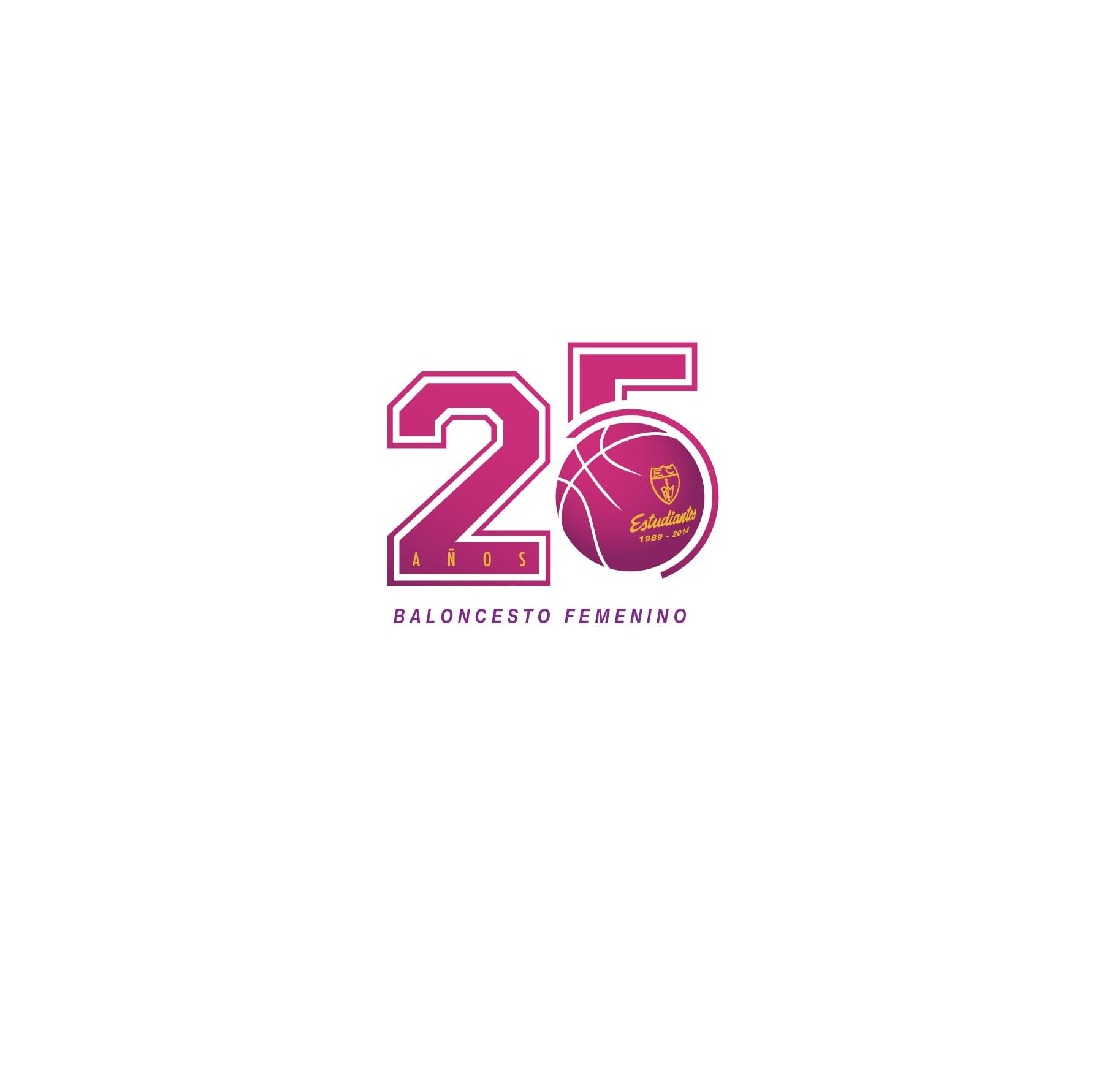 25º Aniversario de los equipos femeninos del Club Estudiantes.