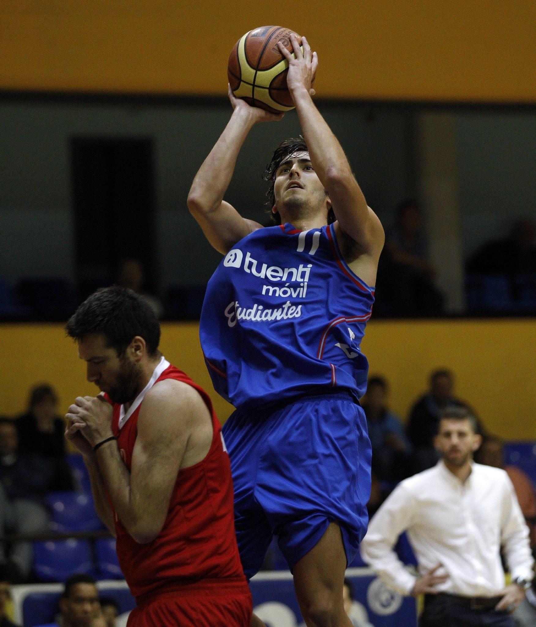 EBA: El filial de Tuenti Móvil Estudiantes se juega el liderato frente al Albacete Basket (domingo; 12.15h, Albacete)