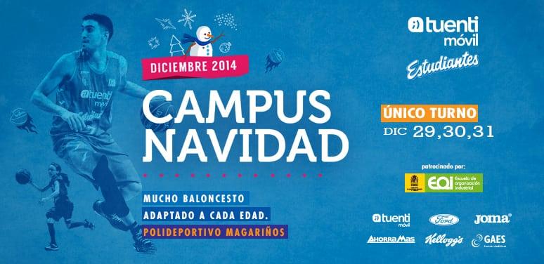Campus de Navidad 2014 COMPLETO