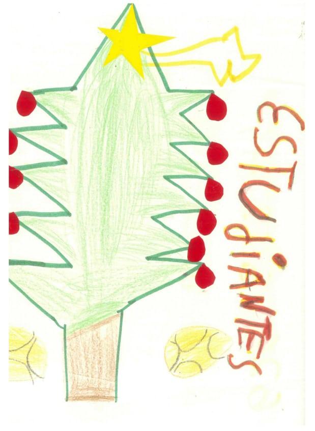 Concurso infantil: dibuja la felicitación de Navidad de Tuenti Móvil Estudiantes y gana la camiseta de juego y entradas de cine. EL MARTES ACABA EL PLAZO