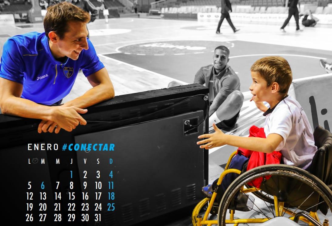 Calendario Solidario Fundación Estudiantes 2015: ya a la venta por 3 euros
