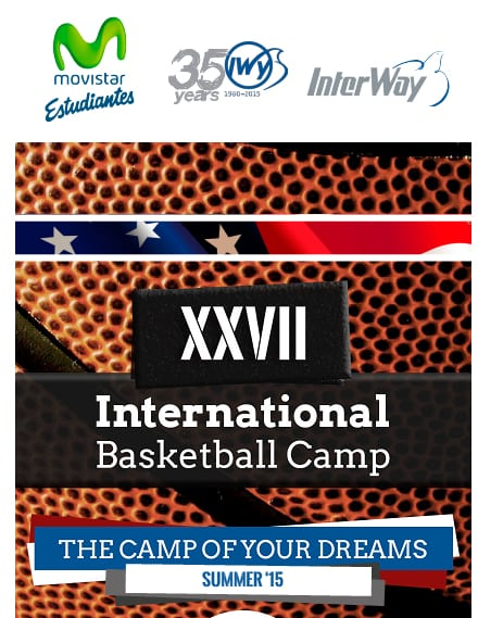 XXVII International Basketball Camp, en Estados Unidos