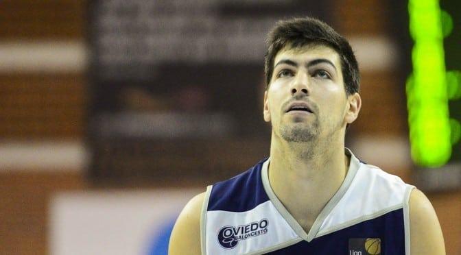 Joan Creus, nuevo jugador del filial de Movistar Estudiantes