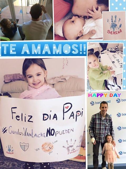 La sorpresa para los papás de Movistar Estudiantes