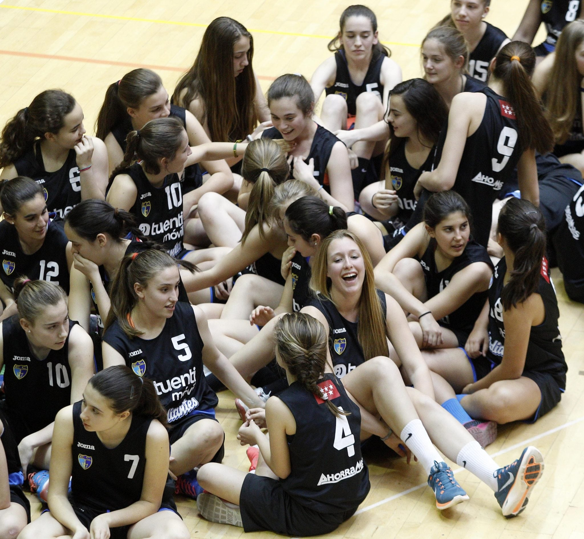 Horarios de cantera (24-26 abril): Final de Madrid Junior Femenina , playoffs cadetes y alevines y liga EBA como platos fuertes del fin de semana largo